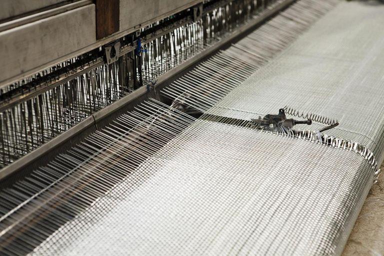 Fibreglass weave