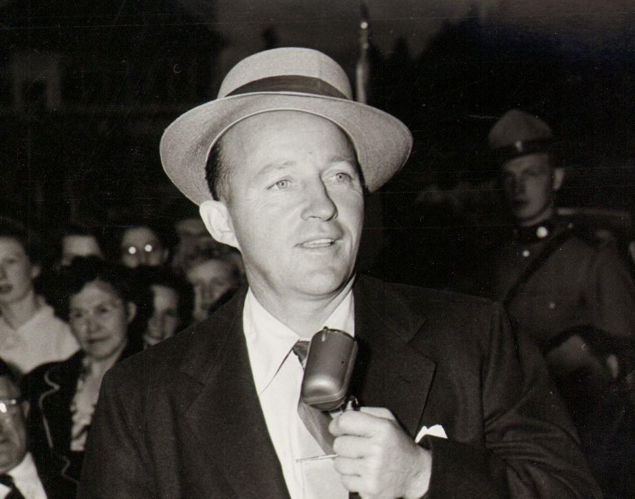 Bing Crosby in Vancouver