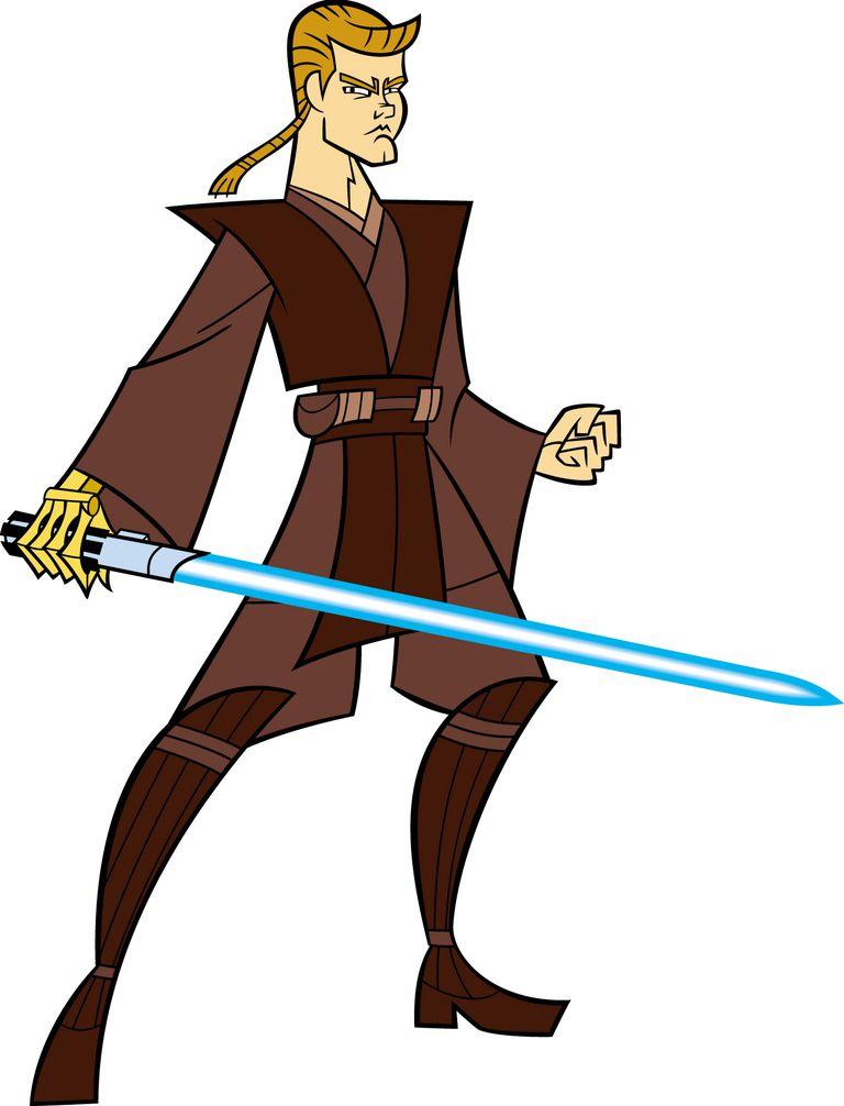 'Clone Wars' Anakin Skywalker