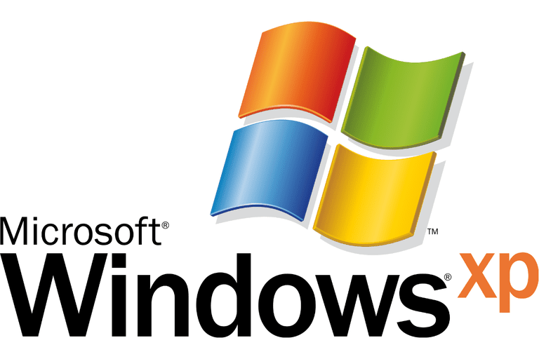 The Windows XP logo