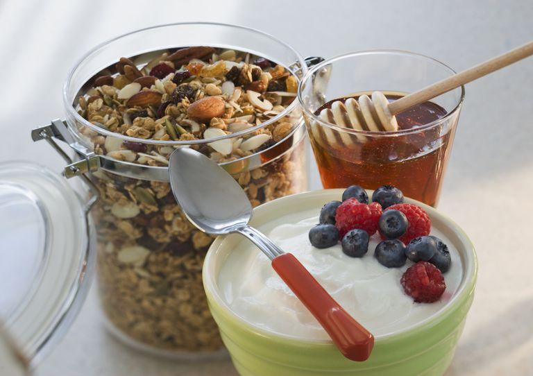 healthy gluten-free breakfast