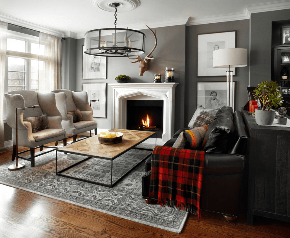 How to make a cozy living room
