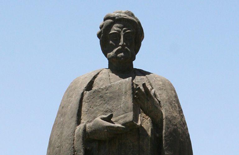 Ibn Khaldun Statue