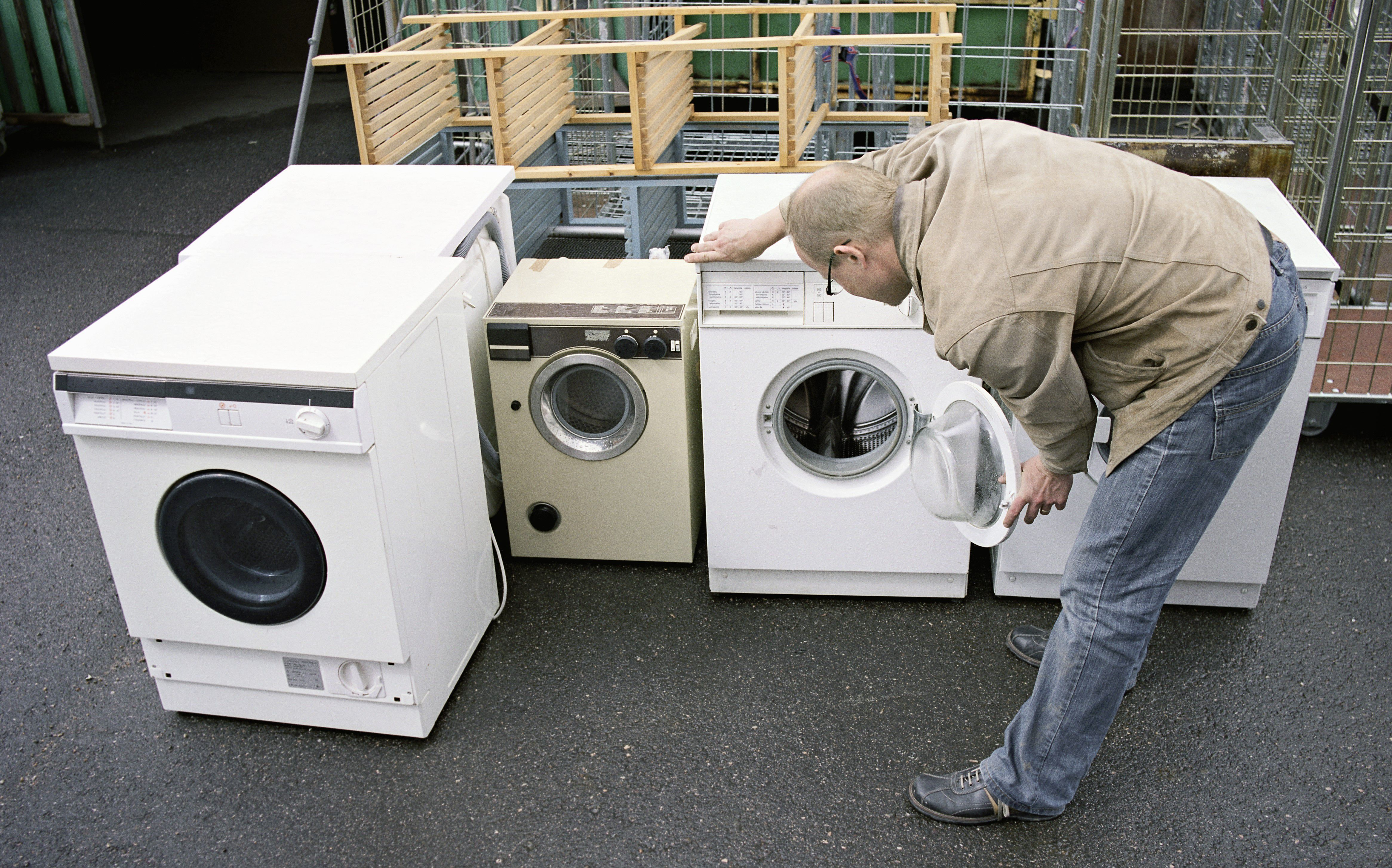 Creative Ideas For Painting Old Washing Machine