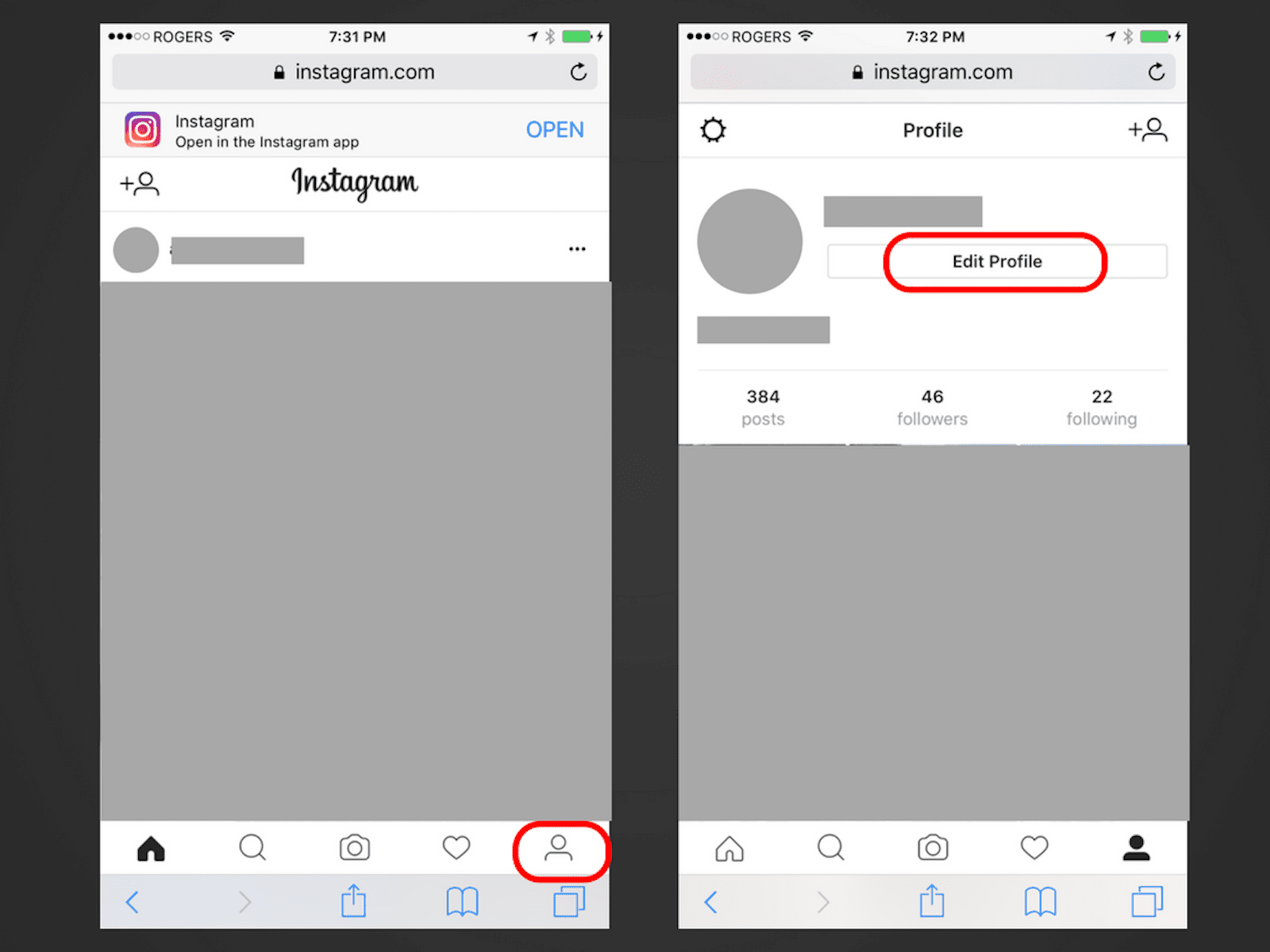 How to delete or deactivate your instagram account ccuart Images