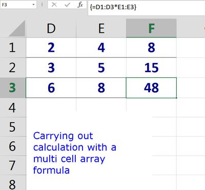 how to fix a cell in a calculation in excel