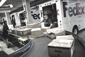 Online Retailers Promote Free Shipping As Part Of Cyber Monday Deals