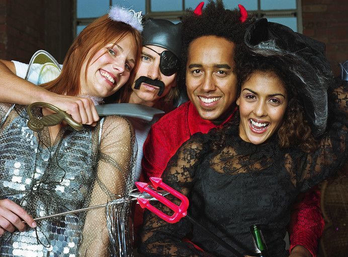 Halloween Costume Parties 2017 in Washington, DC for Adults