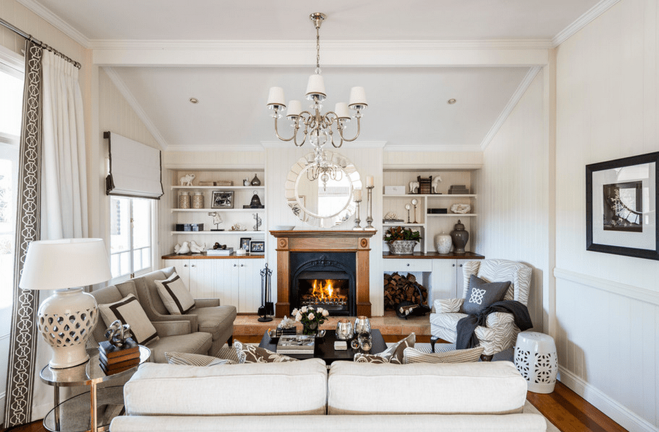 23 traditional living rooms for Traditional style living room ideas