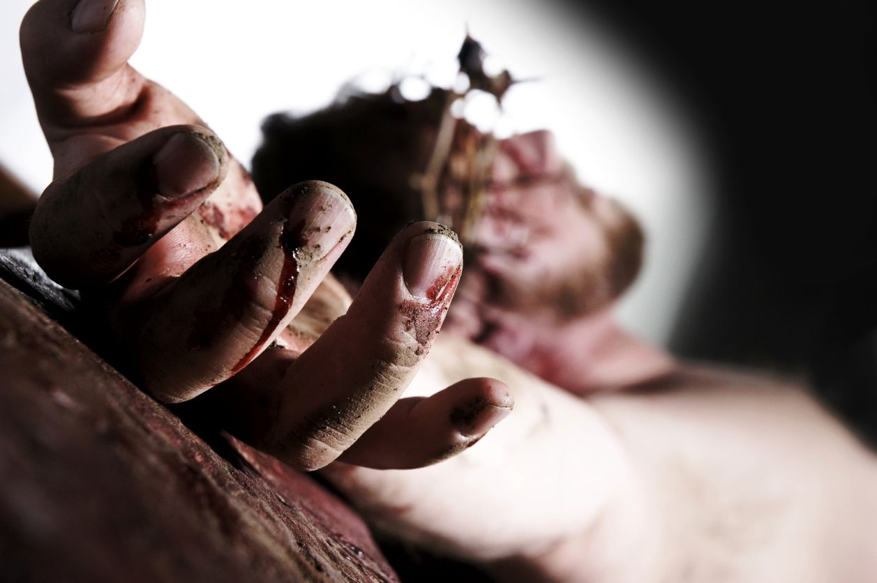 6 facts about the crucifixion of jesus christ