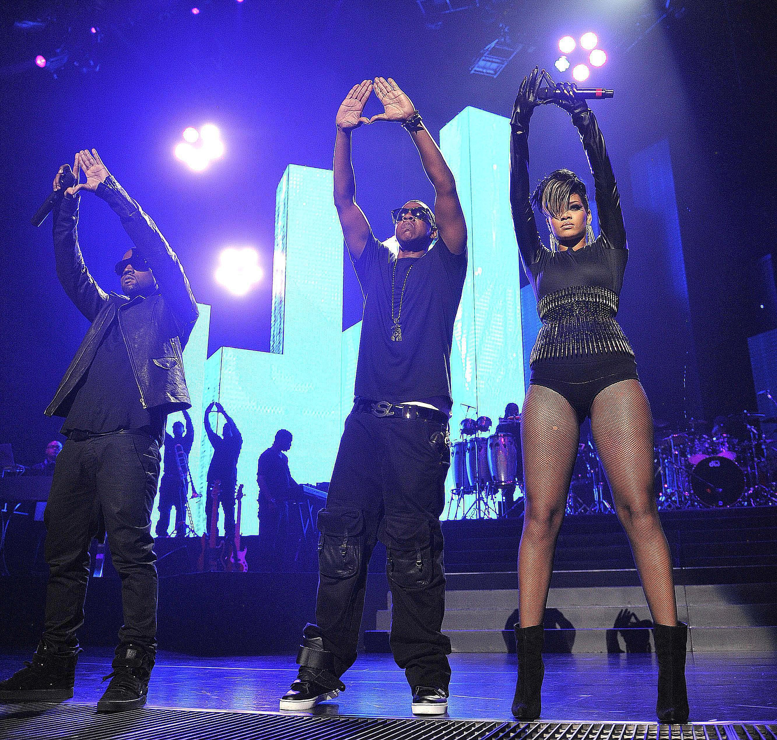 Rihannas Top Hip Hop Collaborations