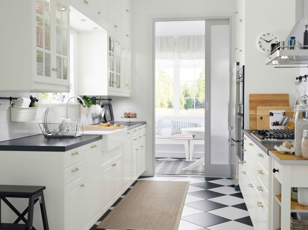 Ikea Sektion Kitchen Cabinets Extraordinary What Are Ikea Kitchen Cabinets Made Of Design Ideas