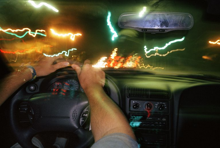 car flickering lights