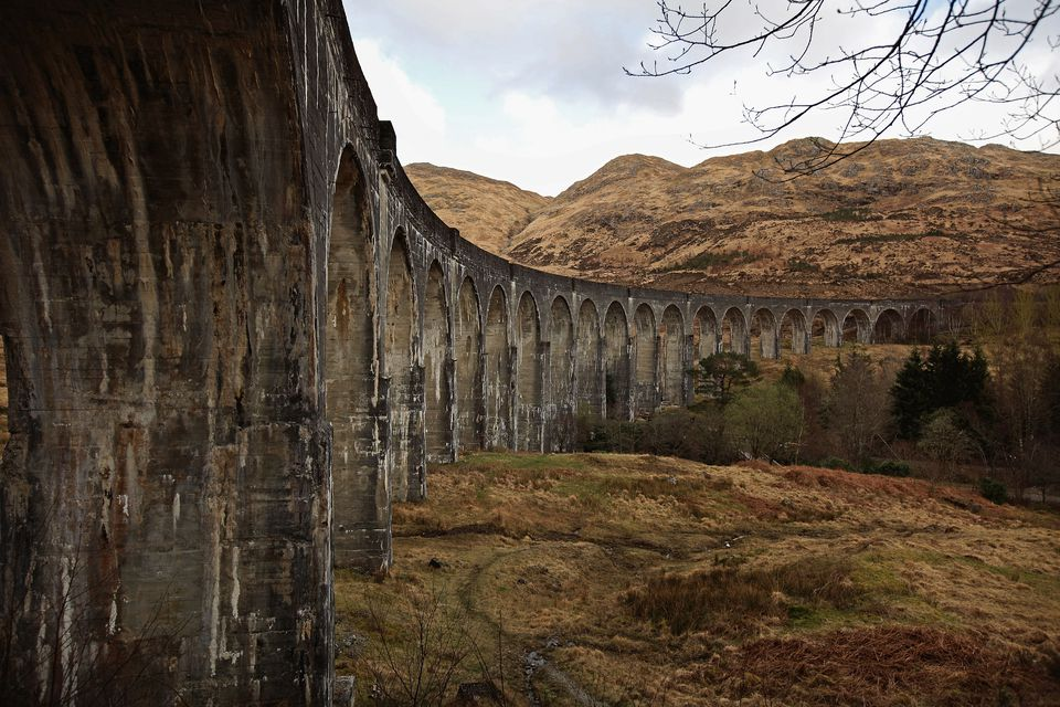 UK Landmarks - Glenfinnan Viaduct