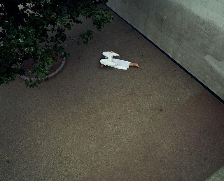 fallen angel fell face down