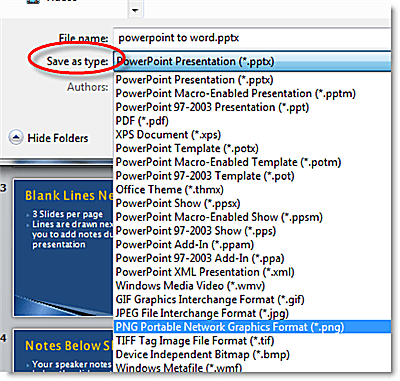 Reduce file size when converting powerpoint to word handouts is it possible to reduce file size when converting powerpoint to word toneelgroepblik Gallery