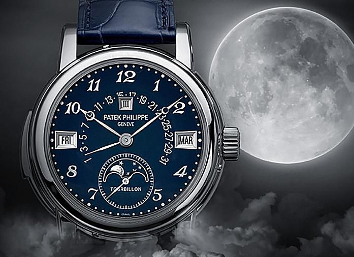 Patek Philippe Record-Breaking Watch Sold at Auction