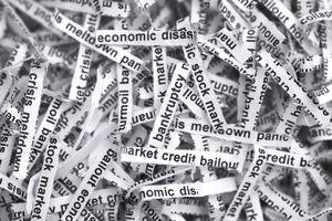 Stock Market and Economy Meltdown Panic