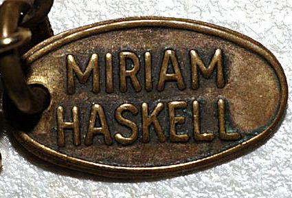 Vintage Costume Jewelry Designer Marks Examples