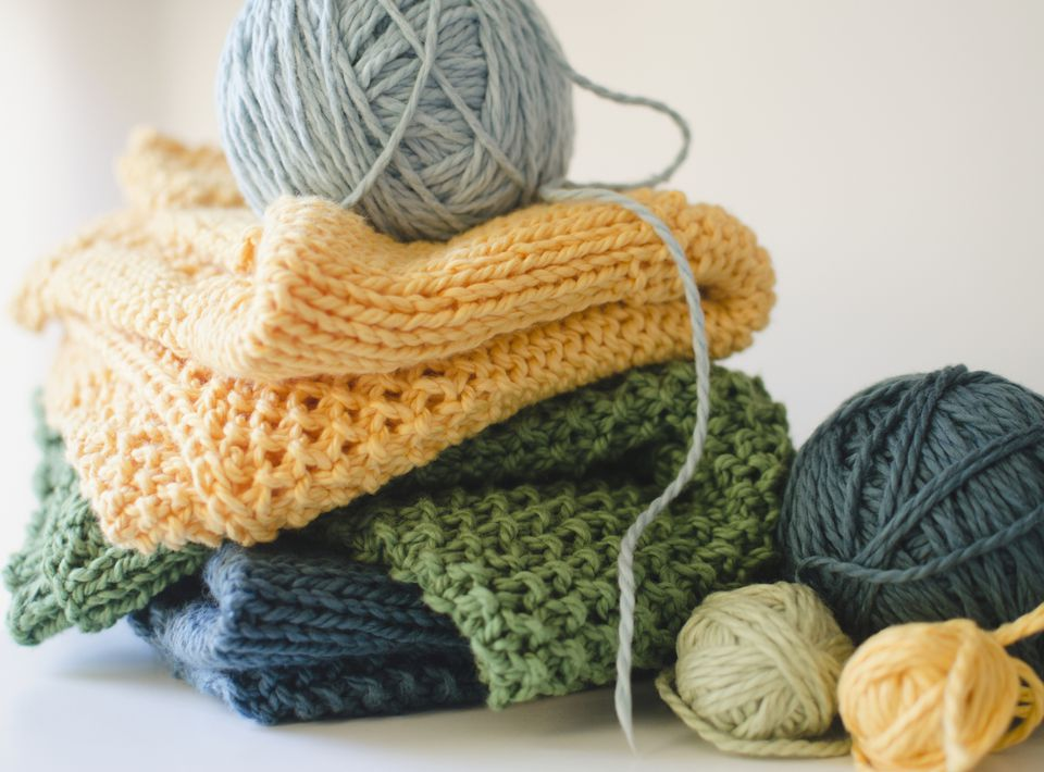 Knitting projects for babies