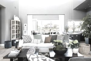 Image of the 2017 HGTV Smart Home Great Room