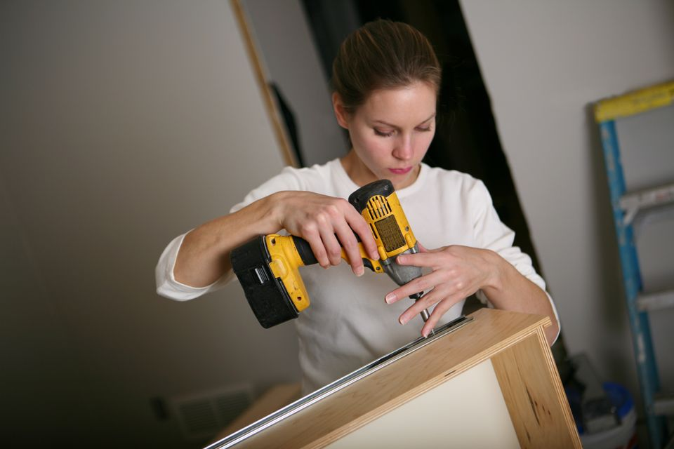 Constructing drawers