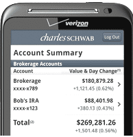Schwab Mobile Deposit app review