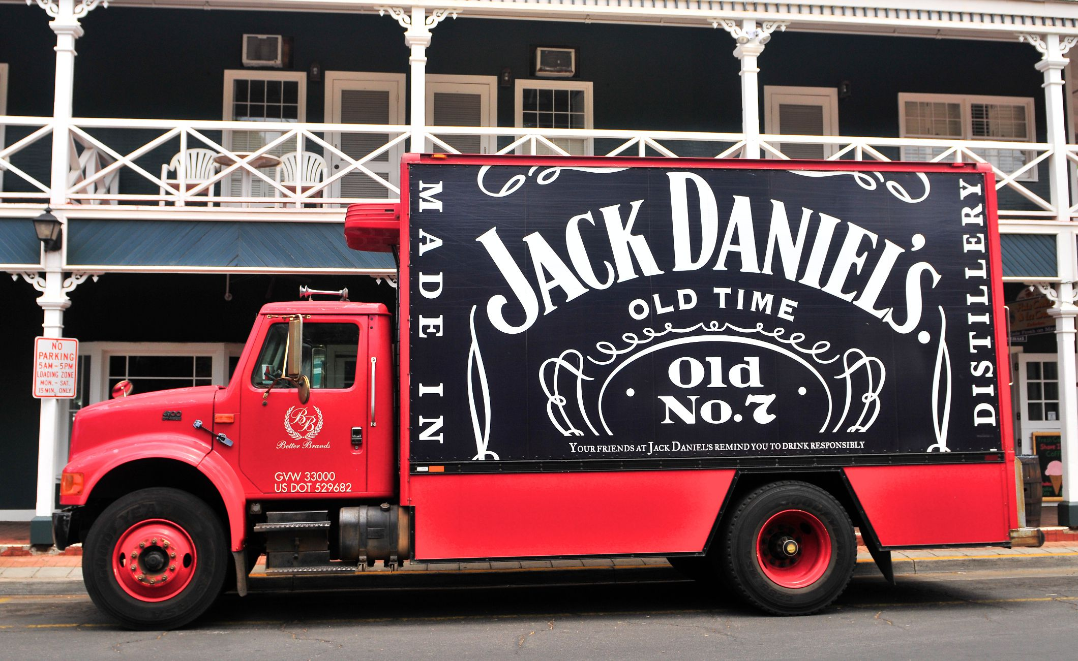 Car Auto Insurance Companies >> Take the Jack Daniels Distillery Tour in Tennessee