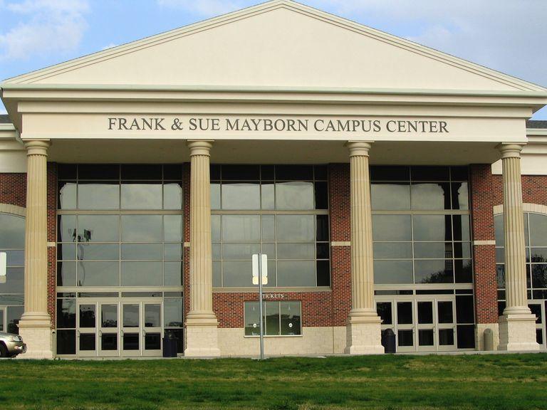 UMHB, University of Mary Hardin-Baylor Mayborn Campus Center
