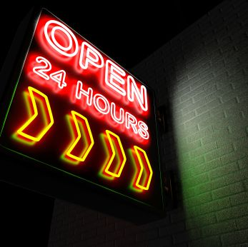 Cafe  Houston Open Hours