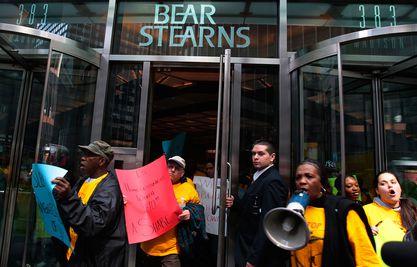 bear stearns collapse timeline