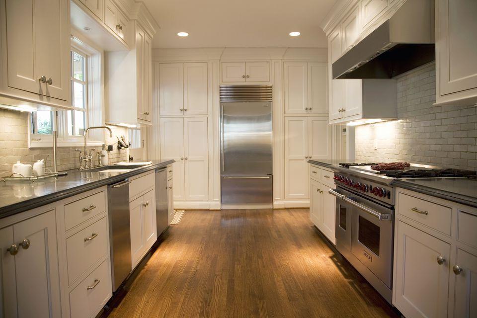 Modern designer kitchen