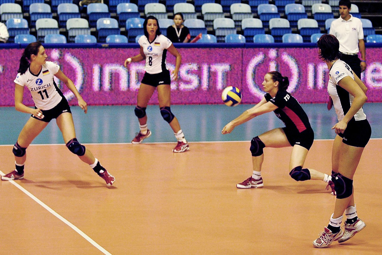 The Libero in Volleyball: A Defensive Specialist