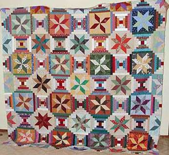 Log Cabin Quilts Photo Gallery and Layout Tips : log cabin quilt layouts - Adamdwight.com