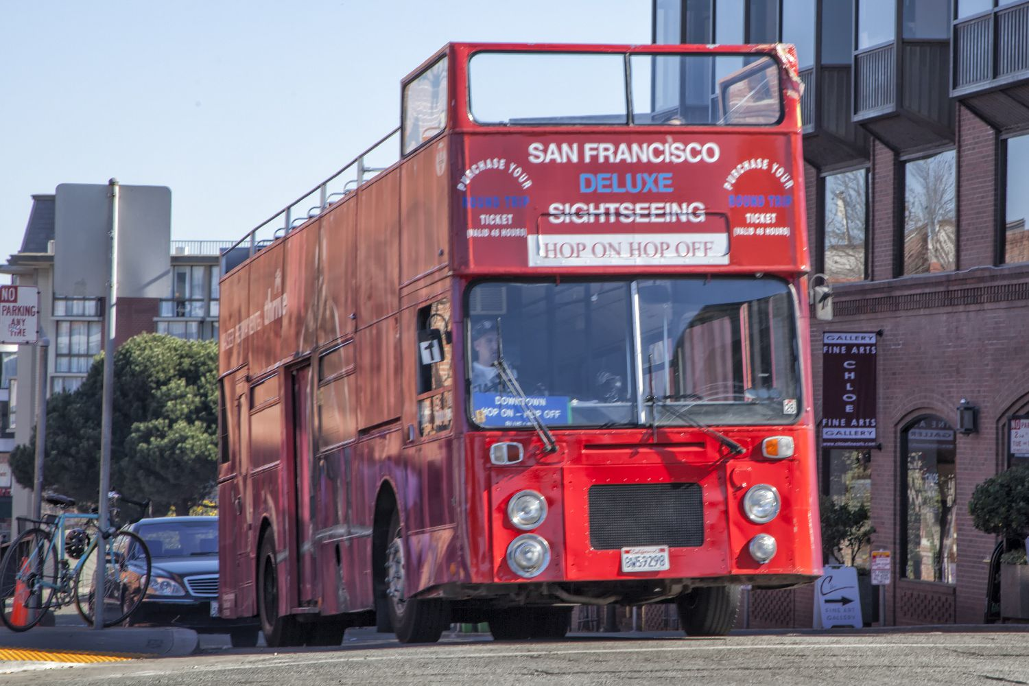 San Francisco Bus Tours