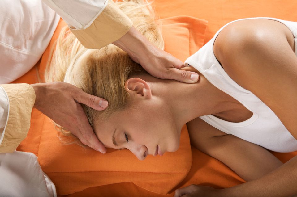 Shiatsu generally takes place on a padded mat with the client full clothed.
