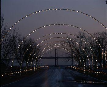 Sandy Point State Park Christmas Lights