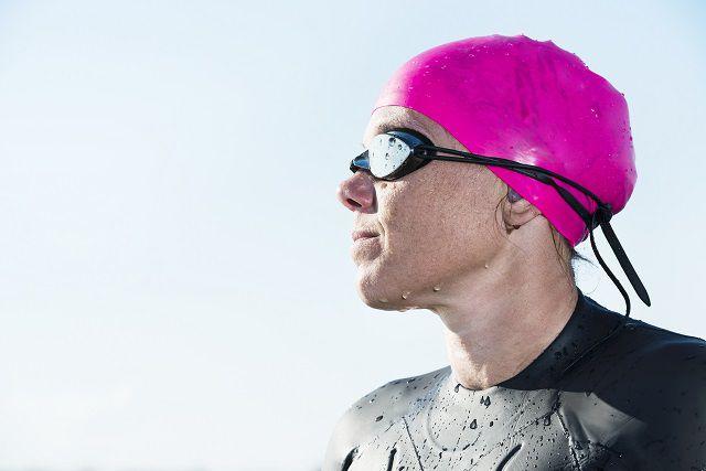 goggles for older swimmer