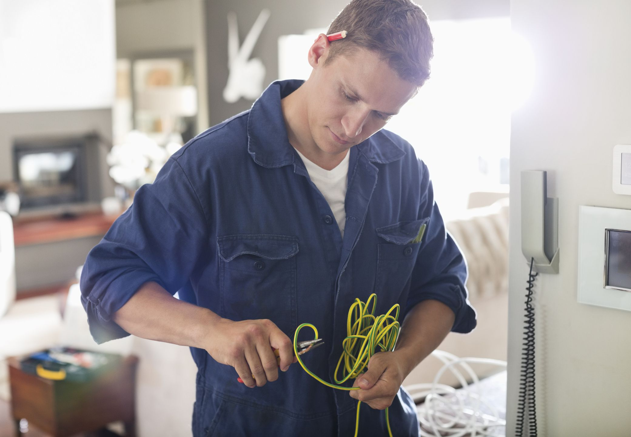 Electrical Wire And Cable Conductors Types