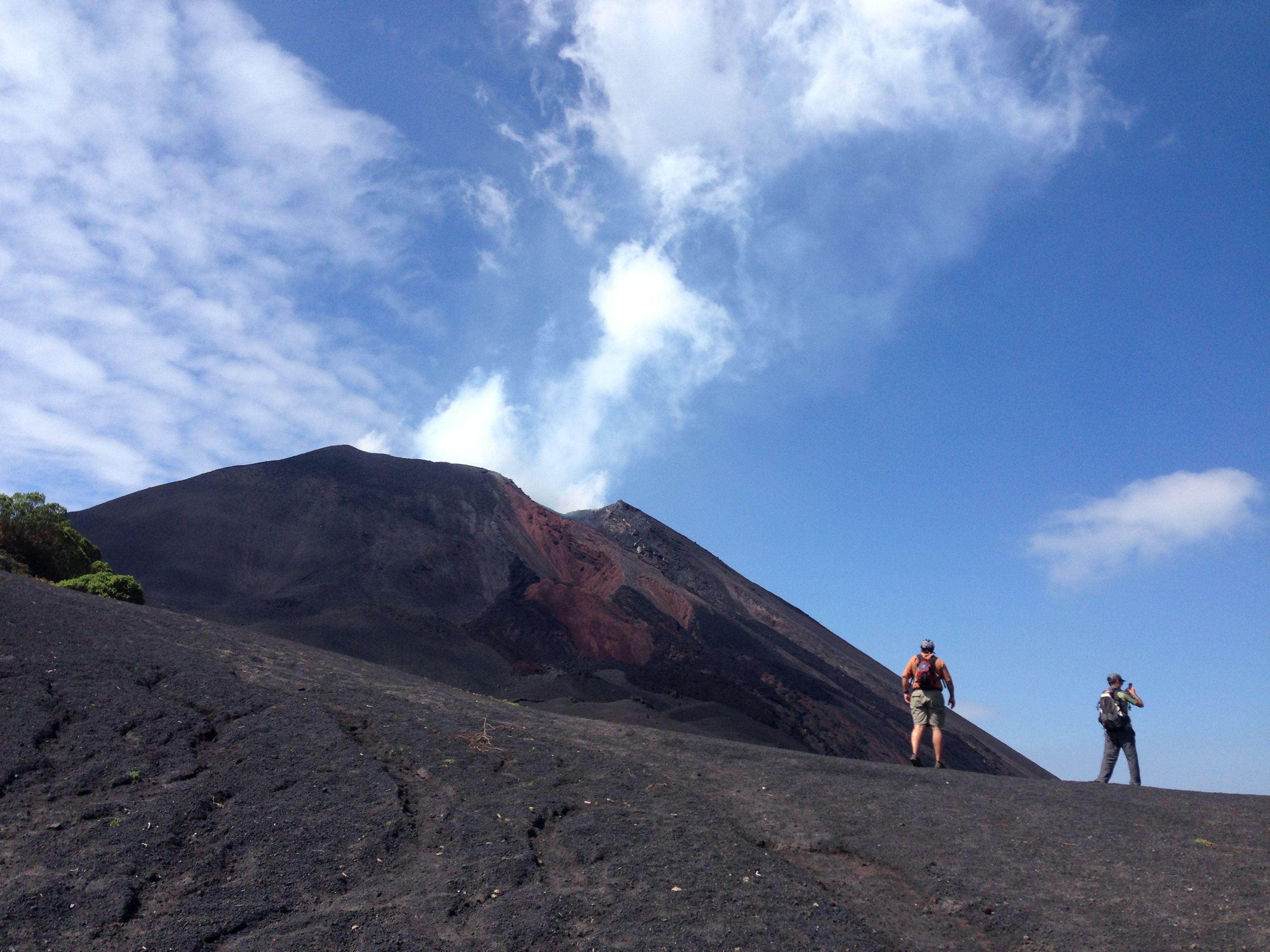 Camping On An Active Volcano In Pacaya Guatemala