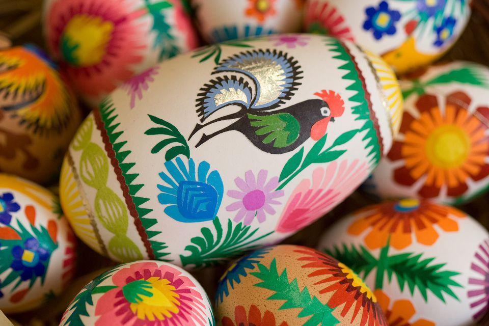 Pisanki Easter Eggs