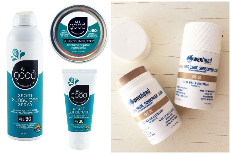 sun protective products sunscreen