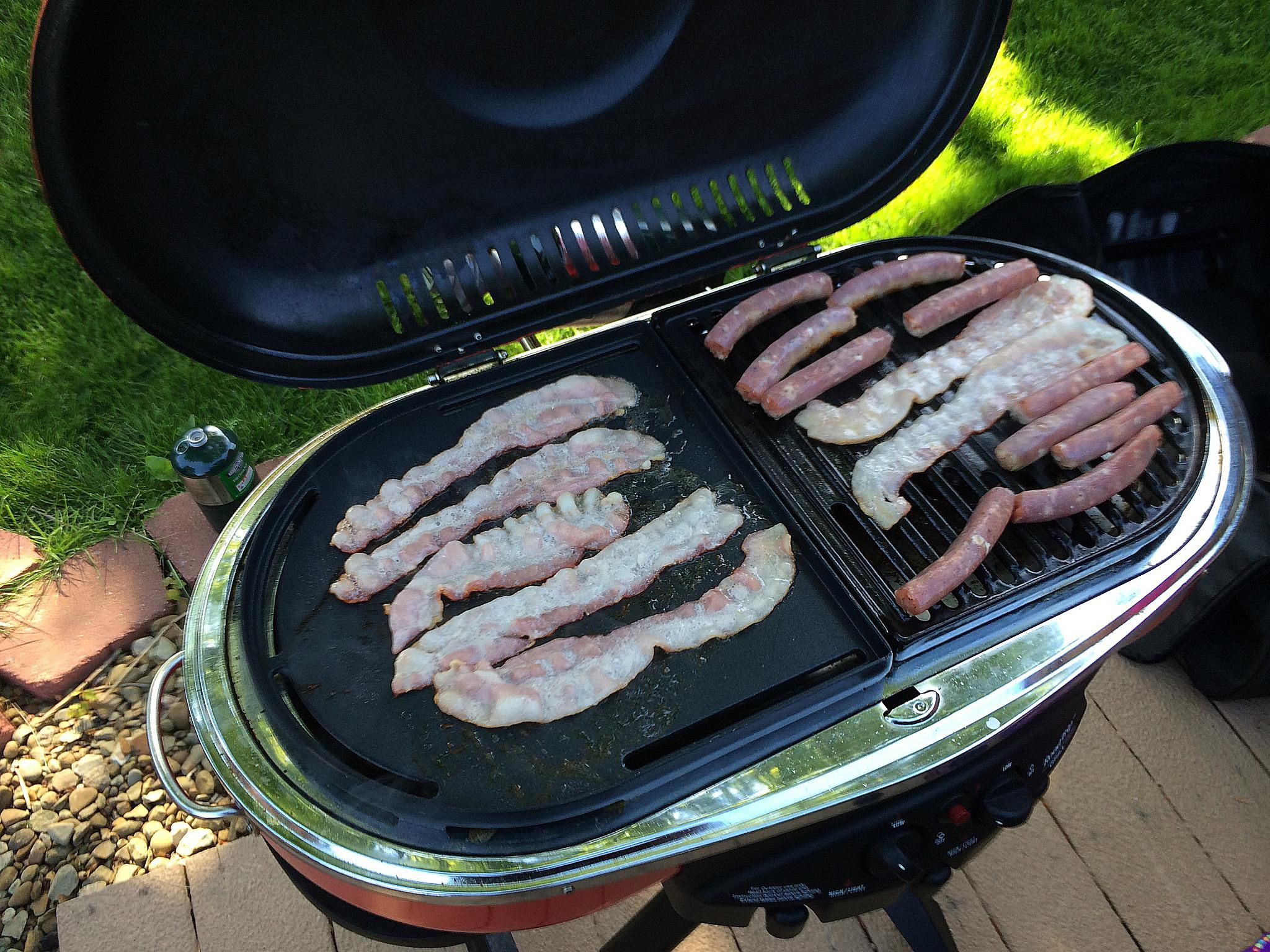 breakfast on the grill tips and tools