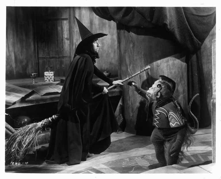 Wicked Witch - Moviepix - GettyImages-148296669
