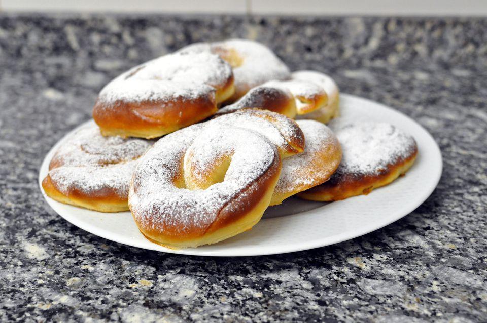 Ensaimada Mallorquina: Mallorcan Spiral Pastry