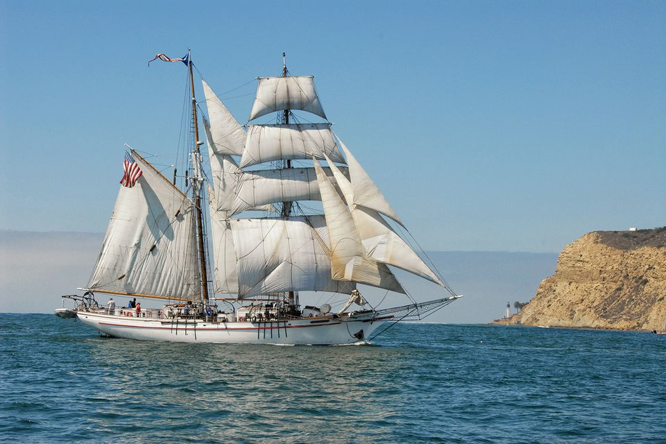 Festival of Sail, San Diego in September