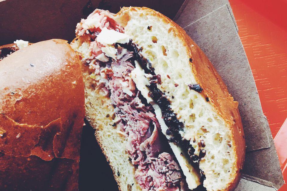 Boston's Best Sandwiches