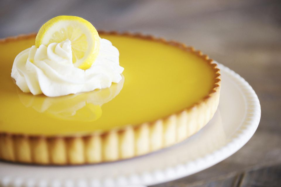 Classic French Lemon Tart Recipe