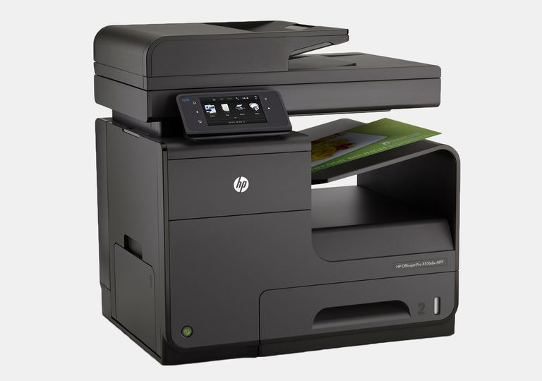HP Officejet X576dw Multifunction Printer