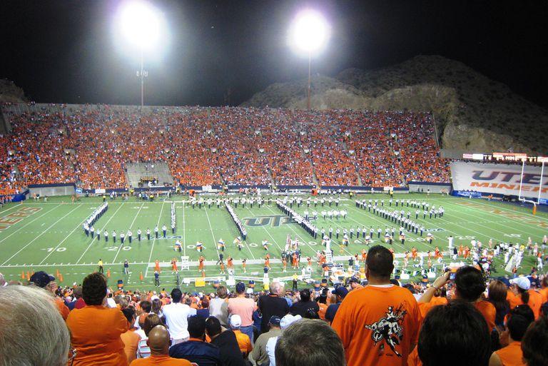 University of Texas El Paso, UTEP